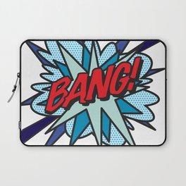 Comic Book Pop Art BANG Laptop Sleeve