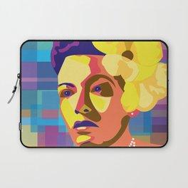 IT'S Billie Holiday Laptop Sleeve