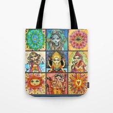 ~ Namaste ~  Tote Bag
