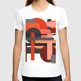 Modern Geometric T-shirt