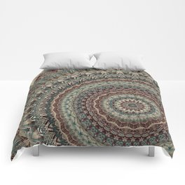 Mandala 543 Comforters