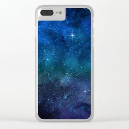 Exploring the Universe 27 Clear iPhone Case
