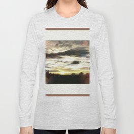 Only At Sunset Long Sleeve T-shirt