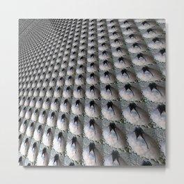 Porous surface Metal Print