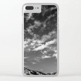 Lyttelton Sky Clear iPhone Case
