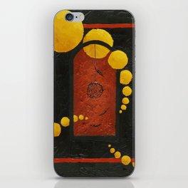 The Catcher. iPhone Skin
