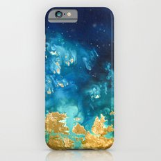 Abstract planet Slim Case iPhone 6s