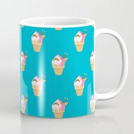 Sharks and Icecream Coffee Mug