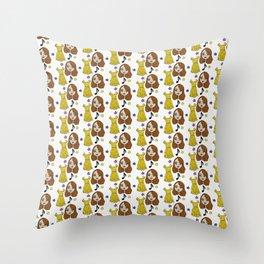 Mia Dolan | Starter Pack Throw Pillow