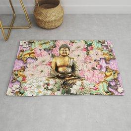 Tranquil Buddha Rug