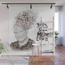 Robin Williams Wall Mural
