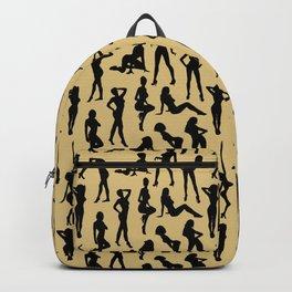 Femmes // Tan Backpack