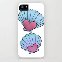 Seashell 💗 iPhone Case