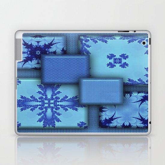 Delfts Blauw Laptop & iPad Skin