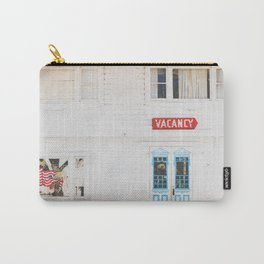 Vacancy Americana Carry-All Pouch