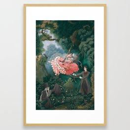 Happy Accidents of Kuroshitsuji Framed Art Print