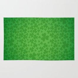 irish, ireland, shamrock, irish gifts women, luck of the irish, irish gift, three leaf clover Rug