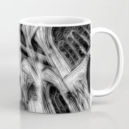 The Haunted Cathedral Coffee Mug