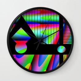 Colorandblack series 690 Wall Clock