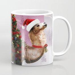 Santa Camel Coffee Mug