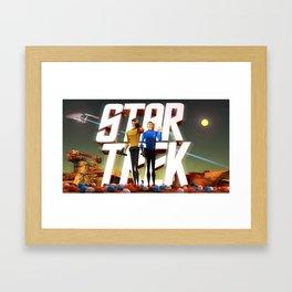 Star Trek Framed Art Print