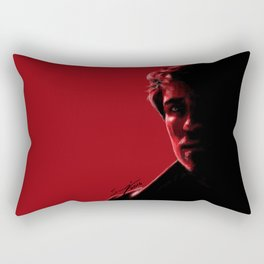 Bloody Hell Rectangular Pillow