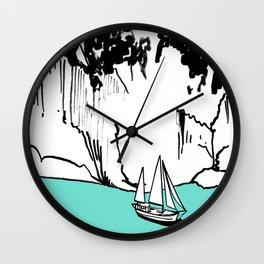 SARDEGNA Wall Clock