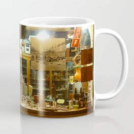 Shop Window, San Telmo, Buenos Aires Coffee Mug