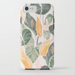 Lush Lily - Autumn iPhone Case