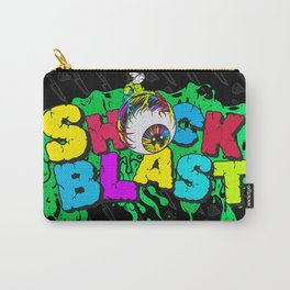 Original ShockBlast x Tumblr Classic Grime Logo Carry-All Pouch