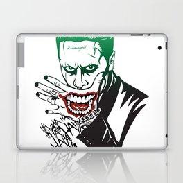 Joker_Jared Leto_Suicide Squad Laptop & iPad Skin