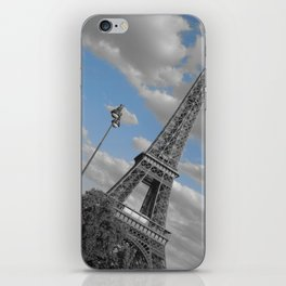 Eiffel Tower 2 iPhone Skin