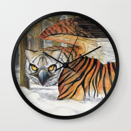 Griffis Wall Clock