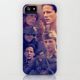 Joe Liebgott iPhone Case