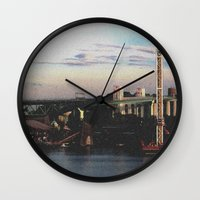play Wall Clocks featuring PlaY by Christophe Chiozzi