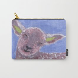 Sleepy Sheepy Carry-All Pouch