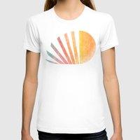 ed sheeran T-shirts featuring Raising sun (rainbow-ed) by Picomodi