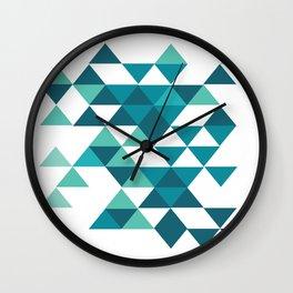 A Little Respect Wall Clock