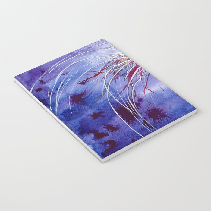 Medusa Jellyfish Notebook