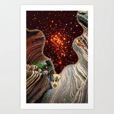 Dangerous Stars Art Print