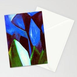 Vladimir Burliuk Trees Stationery Cards
