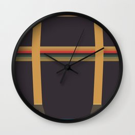 The Thirteenth (13th) Doctor - Doctor Who Wall Clock
