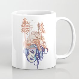 Hairghetti Coffee Mug