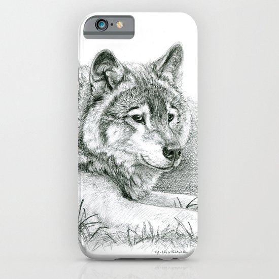 Wolf G036 iPhone & iPod Case