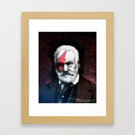Victor Hugo Framed Art Print