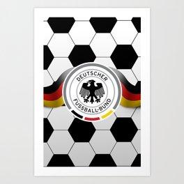 Germany Phone Case Art Print