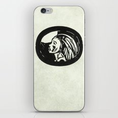 cry to the moon iPhone & iPod Skin