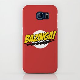The Big Bang Theory - Bazinga  iPhone Case