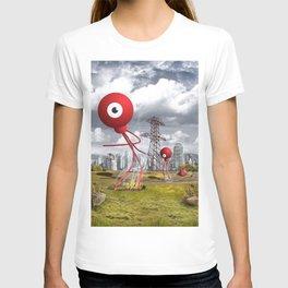 War of the Worlds T-shirt