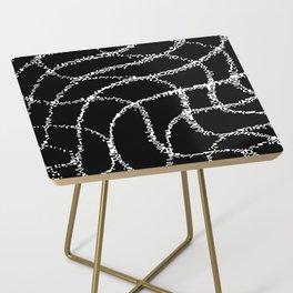 noisy pattern 13 Side Table